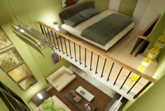 Bedroom Lofts Ideas