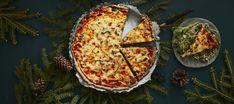 Suppilovahveropiirakka | Suolaiset leivonnaiset | Reseptit – K-Ruoka Vegetable Pizza, Quiche, Cheese, Vegetables, Breakfast, Recipes, Food, Drink, Inspiration