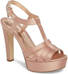 1f834a4cd836 Michael Michael Kors Catalina Platform Sandal in Pink