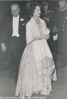 Princess Magaret at film premiere | DATE:February 3 1959 D:P… | Flickr