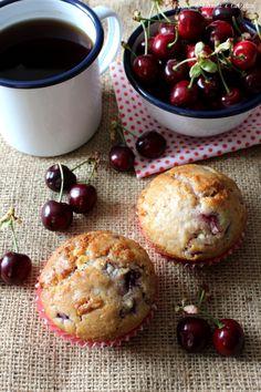 muffin vegan alla ciliegia 2