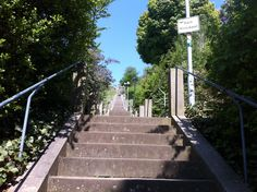 1 stair for each day of the year