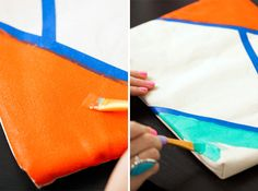 5 Bright Ideas for Making Over Your Laptop Case via Brit + Co.