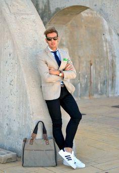 El look masculino del día - Sábado - Street style masculino - semana 53, 2014
