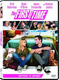 First Time DVD 2012 Region 1 US Import NTSC: Amazon.co.uk: Dylan O'Brien, James Frecheville, Brittany Robertson, Victoria Justice: Film & TV
