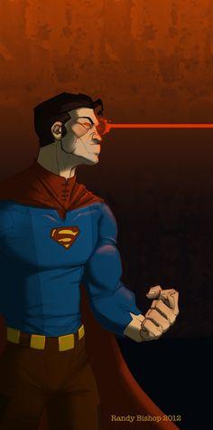Super-Man by Randy Bishop