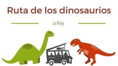 Viaxando en furgo: LA RIOJA: Ruta de los dinosaurios