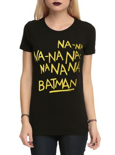 Na-na-na-na-na-na-na-na-nice shirt!