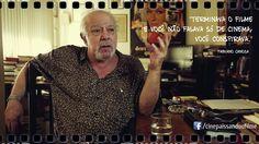"""""""Terminava o filme e você não falava só de cinema, você conspirava"""". -Fabiano Canosa em Cine Paissandu: Histórias de uma Geração #cinepaissandu #curta #geraçãopaissandu #paissandu #cinemabrasileiro #shortdocumentary #christianjafas"""