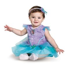 Infant Ariel Costume – Disney Princess