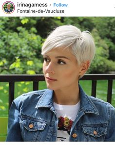 40 Best Short Hairstyle Ideas 2019 & The Most Beautiful Ideas A password will be e-mailed to you. 40 Best Short Hairstyle Ideas 2019 – The Most Beautiful Best Short Hairstyle Ideas 2019 – The Short Hairstyles For Thick Hair, Pixie Hairstyles, Hairstyles With Bangs, Short Hair Cuts, Short Hair Styles, Gorgeous Hairstyles, Hairstyles Pictures, Cool Hairstyles, Blonde Haircuts