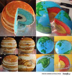 Planetowe ciasta