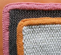 Bulky baby blanket patterns are easy, quick gifts