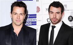New Hunks cast for Downton Abbey season 4! Tom Cullen and Julian Ovenden. One of these hotties is Lord Anthony Gillingham!