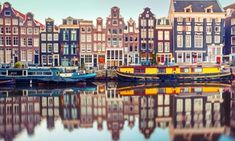 Groupon - ✈ 5-Day Vacation in Amsterdam with Air from Fleetway Travel. Price per Person Based on Double Occupancy. in Netherlands. Groupon deal price: $699
