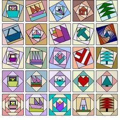 Program comes with 400 blocks