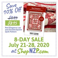 Sewing With Nancy, Nancy Zieman, Quilt Sizes, Queen Quilt, Sewing Tools, Sewing Techniques, Quilt Patterns, The Selection, Sisters