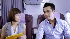 """Taste of Love"" ep 6 ~ Xiao He:""I…am starting to think that you are interested in me."" 
