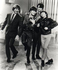 Monkees 12 times--Micky is the only one who was at every show