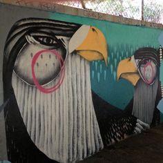 Mong  Kok  | Hong Kong adventure wall | twoone | neongolden
