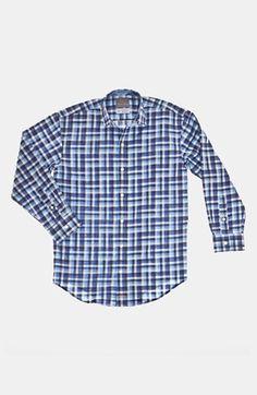 e3a6f2621 Little Boy Blue, Big Boys, Check Dress, Dean, Dress Shirt, Medium, Button  Down Shirt, Men Casual, Dresses
