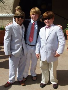 3a31102960b0 The future is bright for these smooth operators. Race Day Fashion