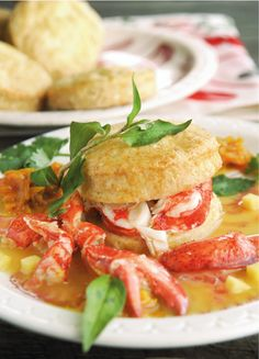 Butter-Poached Maine Lobster (photo)