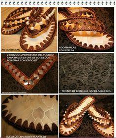 hawaianas tejidas a crochet - Google Search
