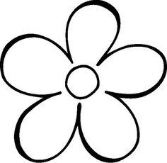 Stempel, Blume, 3x3 cm « Motivstempel tierisch, floral & Co.