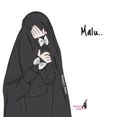 bangtan의 seyeondan on TikTok Cute Cartoon Images, Happy Cartoon, Cartoon Pics, Cartoon Art, Niqab, Muslim Images, Hijab Drawing, Islamic Cartoon, Hijab Cartoon