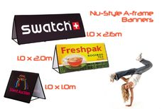 A-frame banner supplier South Africa Sports Equipment, South Africa, Swatch, Banner, Auction, Tea, Frame, Picture Banner, High Tea