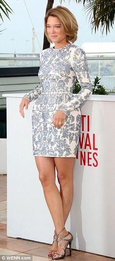 Léa Seydoux in Cannes
