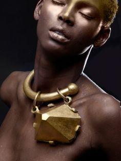 África gold