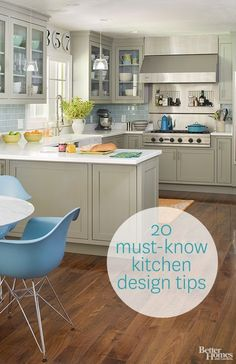 Embrace the principles of universal design in your kitchen: <a href=/