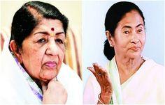 Honest Friendship of #LataTai & Mamata Didi Don't Need Direct Meeting