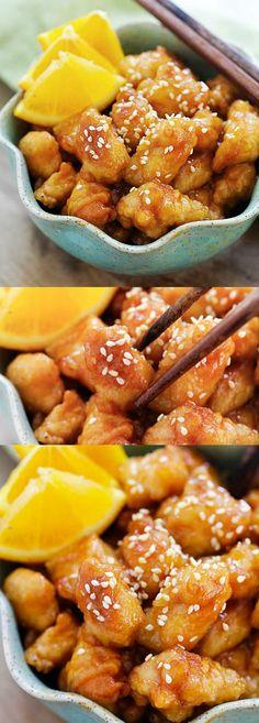 Chinese orange chicken recipe chinese orange chicken orange chinese orange chicken recipe chinese orange chicken orange chicken and panda forumfinder Gallery