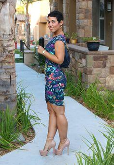 #OOTD: BCBG Dress + Steve Madden Heels Dress option, links and pics on the blog.