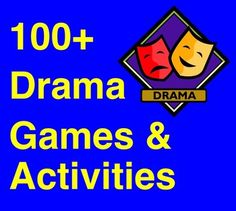 100+ drama games and activities that can be used and adapted for any age! 27 pages. $