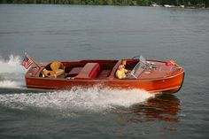 1949 Chris-Craft 25' Sportsman Utility