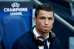 Cristiano Ronaldo has suffered a slight hamstring tear and is in a race to be fit for next week's Champions league crunch against Manchester City. #CR7