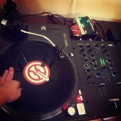 Music mood #music  #turntablism #vinyl #turntable #mixer #reloop #reloopdj #follow4follow #dj #scratching #lithuania by funkygentleman http://ift.tt/1HNGVsC