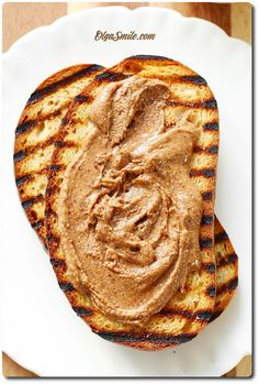 MASŁO MIGDAŁOWE przepis Olga Smile Peanut Butter, Ethnic Recipes, Food, Essen, Meals, Yemek, Eten, Nut Butter