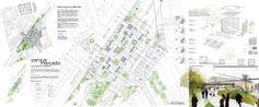 HIC Arquitectura » Gerardo Pérez de Amezaga | Mercado, escuela de gastronomía y residencia de estudiantes en Barcelona