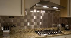 Why You Should Consider Using #Stainless #Steel Tiles?
