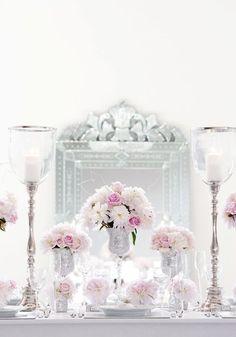 Mademoiselle Rose: My white wedding inspirations...