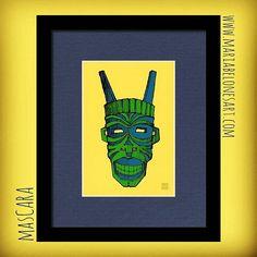 ARTprint by MariabelonesArt Art Prints, Frame, Illustration, Artist, Artwork, Home Decor, Products, Art Impressions, Picture Frame