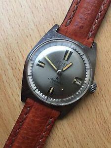 1960's Geneve Duward Aquastar Grand Air Automatic Swiss Diver Wristwatch | eBay