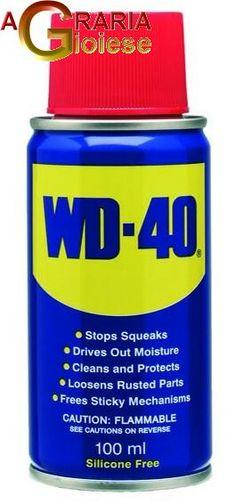 LUBRIFICANTI WD-40 SPRAY ML.100 WD40 https://www.chiaradecaria.it/it/spray-lubrificanti/10221-lubrificanti-wd-40-spray-ml100-wd40-5032227390010.html