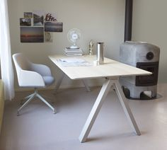 Joy Delta - #fresh, #clean design: a collection of solid wooden tables #solidwood