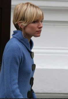 15 Sienna Miller Pixie Cuts | The Best Short Hairstyles  for Women 2015